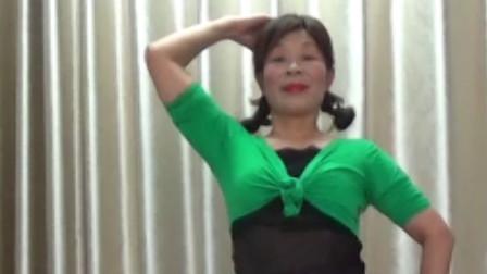 洋雪梅广场舞《女人好累》32步好简单哟一跳就不累了!乖乖。