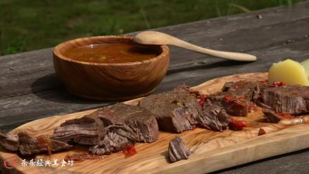 美国:3小时牛排, 阿根廷牛排和德国牛排,味道好极了
