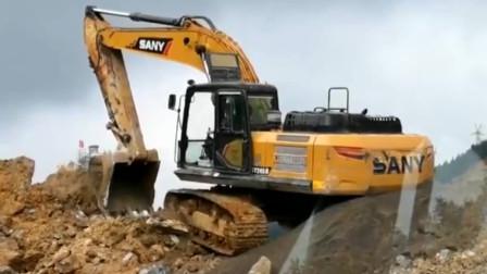 挖掘机开成这样,明天卷铺盖快走!