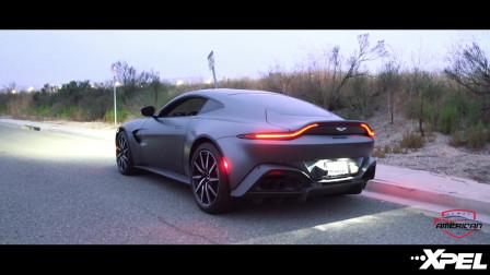 XPEL美国American Wrap Co             Aston Martin Vantage