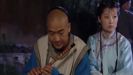 铁齿铜牙纪晓岚:小月见了和珅就警惕,不信任纪晓岚,反应太逗