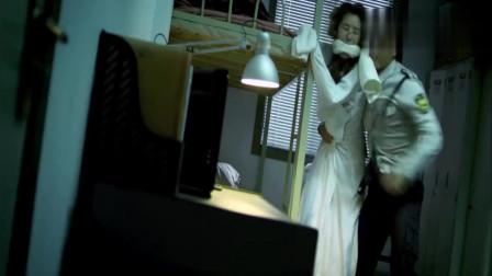 《三更车库》:美女逃跑, 保安开始变本加厉的折磨!