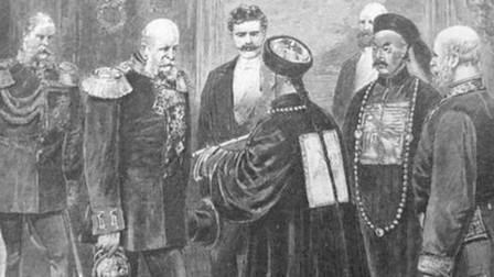 李鸿章访问德国,为何德国上下要隆重接待他,可是事后又后悔