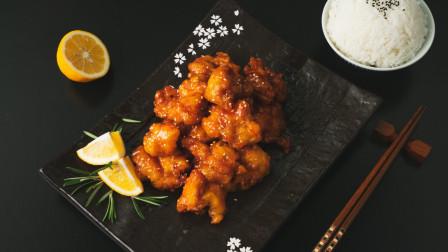 酸甜鲜嫩的蜂蜜鸡肉,满足你挑剔的味觉