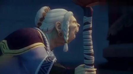画江湖之不良人:孟婆果然是个厉害角色,一个人就敢硬闯玄冥教