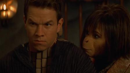 决战猩球:男子不敢相信,猴子变成这样,了他的认知!