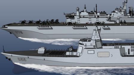 拥有两栖攻击舰的国家很多,拥有核心技术的不多,我国是其中之一