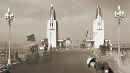 1968年,南京长江大桥建成以后,哪位将军调来百辆坦克验证桥梁质量?