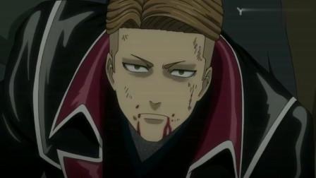 银魂:将军太理想化了,这副模样还想用爱感化敌人?