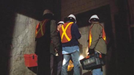 4名电工在废弃大楼发现一扇门,打开后,竟来到充满怪物的世界
