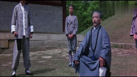 《少林门》:叛徒少林寺, 方丈被害身亡