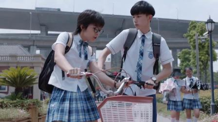 少年派:妙妙骑自行车想碰瓷?钱三一一脸懵,还是我媳妇吗!