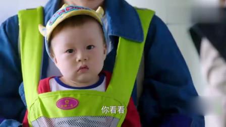 主妇也要拼:生娃了竟还这么幼稚,看着这母亲,替宝宝捏把汗啊!