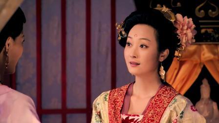 武则天:皇后与妃子说话互怼,明面上听是互夸!其实句句都含敌意