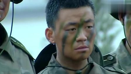 士兵突击:许三多终于熬成了老A的教官,训练新兵时候!