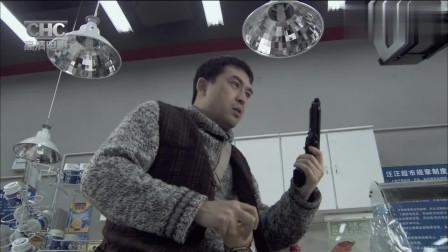不是道具,是真枪