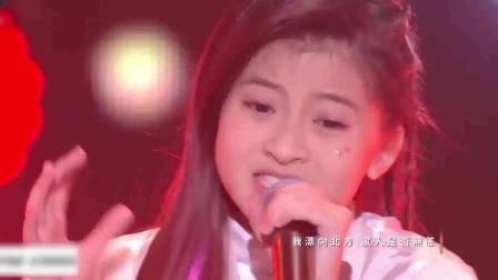 13岁泰国女孩太牛了,竟挑战邓紫棋这首歌,Rap一出全场惊艳