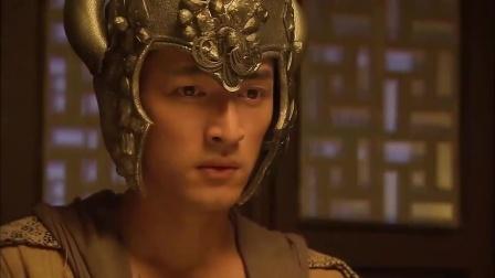 仙剑三:景天戴上头盔看到前世记忆,原来景天竟然是千年前的太子