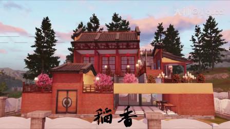 明日之后:宫廷风格的小院建筑攻略详解,get起来吧!