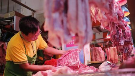 """猪肉价格居高不下,""""私宰肉""""混迹其中,消费者如何才能辨别?"""