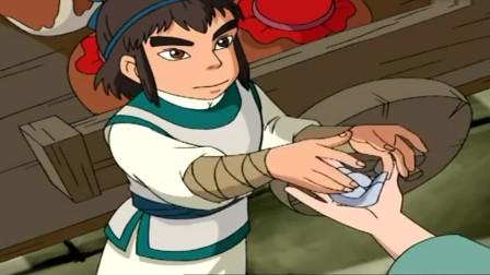 围棋少年:潘国兴知道雷凌云的狼子野心,决定向小师妹提亲