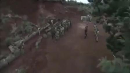 我的团长我的团:军人的铁血,挺起那干瘪的胸膛