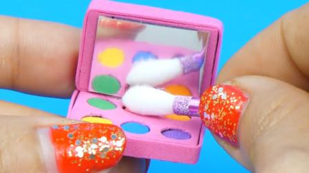 看后秒懂,芭比娃娃新款化妆包DIY制作原型大揭秘第二集