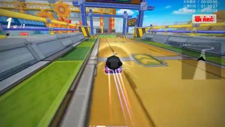跑跑卡丁车:S1手动玩家,这才是卡丁车最经典的玩法