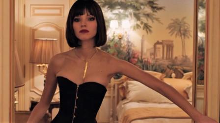 谷阿莫5分钟看完美女无敌的电影安娜