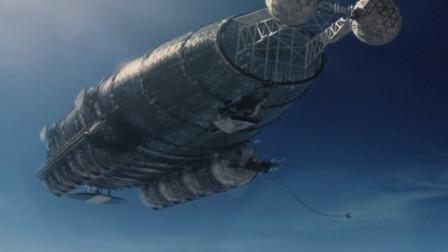 美国科幻空战大作,14年前耗巨资10亿,如今再看仍被震撼!