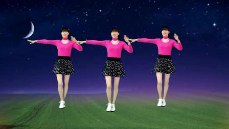 网络热歌广场舞《谢谢妹妹你爱我》歌醉舞嗨,好听又好看!