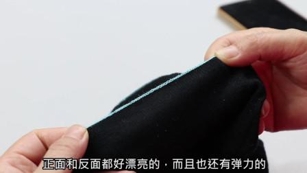 阿香巧手把堆领改围脖,方法简单实用,一学就会