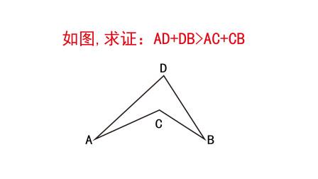 初中数学经典题,看似很简单的题目,却难倒了很多学霸