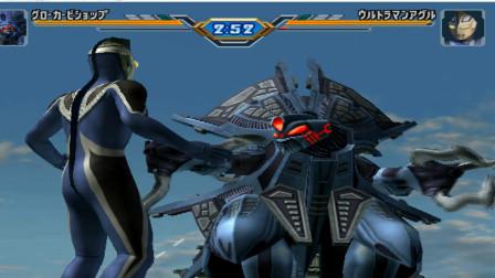 """阿古茹VS宇宙正义机器人,""""逼王""""还没开始装逼就被秒杀,真丢人"""