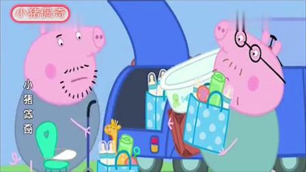 小猪佩奇:小宝宝亚历山大上