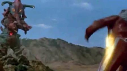 赛文救艾斯失败被囚禁,七爷应该用头镖啊