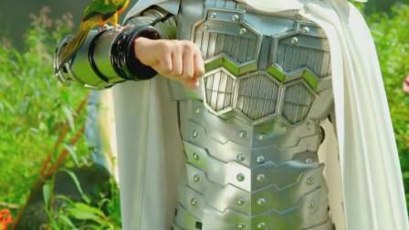 假面骑士铠武:成为神后的退休生活