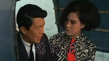 这两个博士往死里磕 港台经典《谍海花》中国香港 精彩瞬间