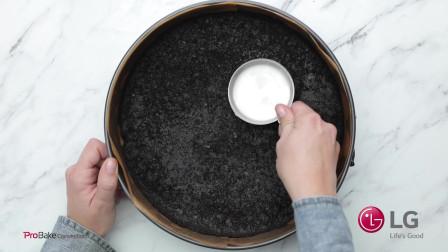 巧克力椰子焦糖芝士蛋糕,还不知道下午茶吃什么点心吗,我来告诉你