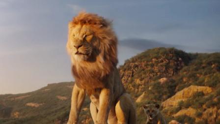 """《狮子王》年度巨制""""狮子王""""王者归来,小狮子辛巴经历磨难成长为草原之王"""