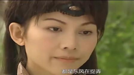 15年前的经典电影,当时的蔡少芬好年轻,那是一张多么娇美的脸