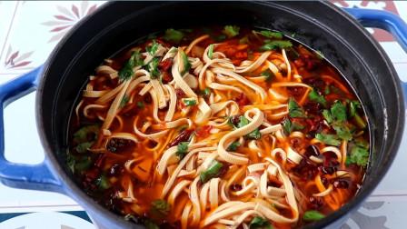 豆腐皮这个做法太好吃了,刚上桌就被抢着吃,香辣过瘾又下饭