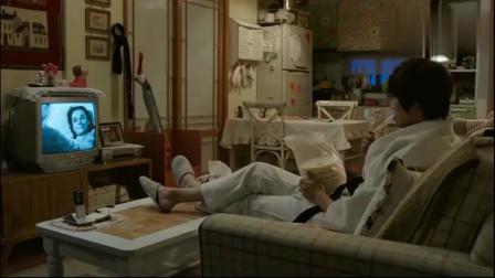 城市猎人李敏镐朴敏英同居, 两人共处一室女神出浴, 把欧巴看害羞了!