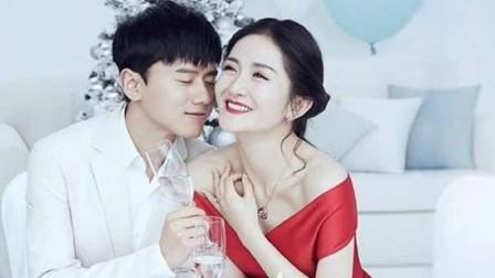 张杰谢娜晒合影,庆祝结婚8周年纪念日,却因着装惹争议