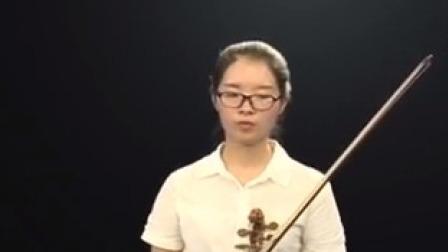 """""""最具天才的青年演奏家""""、柏林德意志交响乐团首席陆威小提琴曲目教学 查尔达什舞曲(三)泛音技巧的运用"""