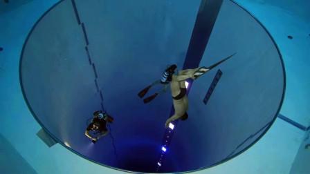 世界上最奇怪的游泳池