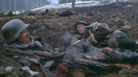 精彩真实的二战片,芬兰士兵做最后的冲锋,誓与苏军血战到底