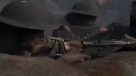我的团长我的团:这一仗打的真是太过瘾了,迷龙机关枪打的最溜!