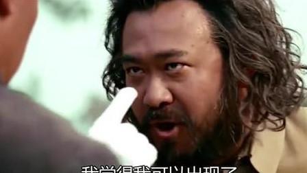 让子弹飞:姜文把姜武收拾的服服帖帖,好看,过瘾!