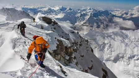 跟商业团队攀登珠穆朗玛峰,一次需要多少钱?今天算长见识了